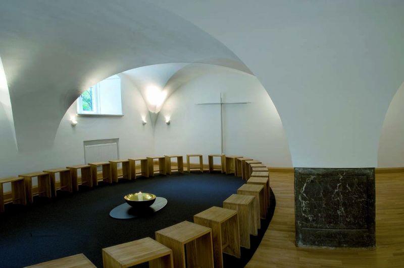Fantastisch Der Meditationsraum